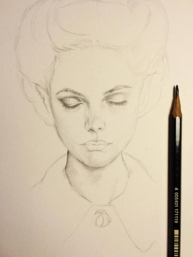 Girlillustration_Progress_01