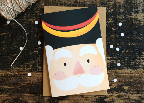 Christmas Card - NutCracker